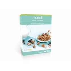 Lignavita Muesli cacao caramel (etui van 6)