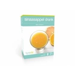 Lignavita Sinaasappel drank (etui van 7)