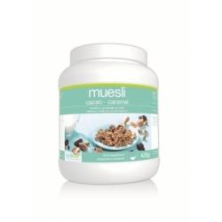 Lignavita Muesli cacao caramel (420gr)
