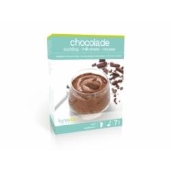 Lignavita Chocoladegerecht (etui van 7)