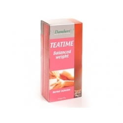 Lignavita TeaTime - ideaal gewicht (20 builtjes)