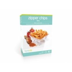 Lignavita Zipper chips BBQ (etui van 4)