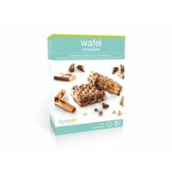 Lignavita Chocolade wafel (5x2 stuks)