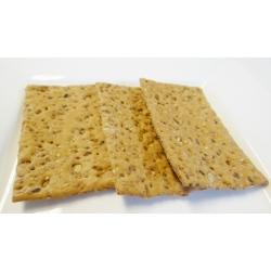 SanaSlank Crackers Meerzaden (2 zakjes)