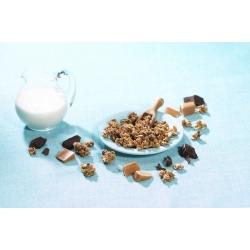 SanaSlank Pot Muesli Chocolade Caramel (15 maaltijden)