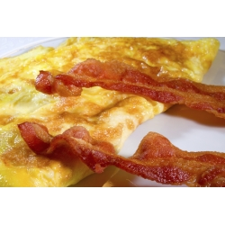 SanaSlank Omelet Bacon (5 maaltijden)