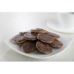 SanaSlank Chocoladerondjes (4 X 4 stuks) (tussendoortje)