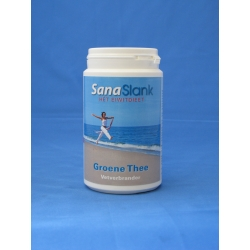 SanaSlank Supplement Groene thee
