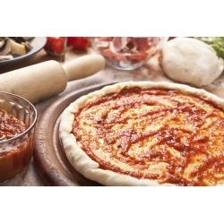 SanaSlank Pizzadeeg met saus (5 maaltijden)