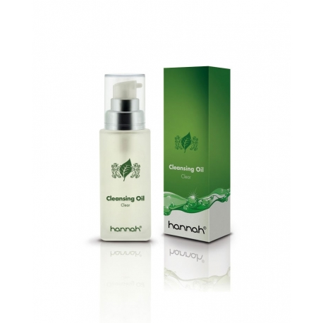 hannah Clear Cleansing Oil (50ml)